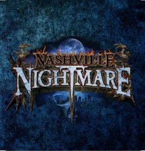Nashville haunted house