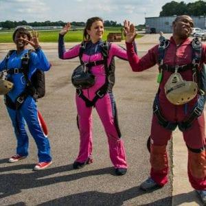 Skydiving Florida