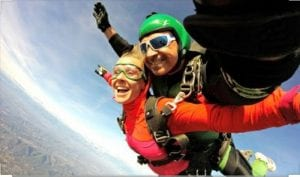 A Complete Guide to Skydiving Las Vegas 1