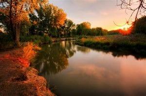 Jordan river trail