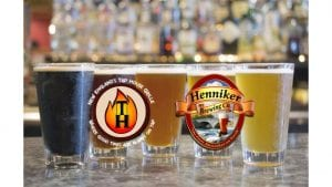 Henniker Brewing Co. Tap Takeover - Brew NH