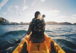 kayaking in NC