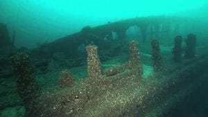 Lake Michigan Stonehenge