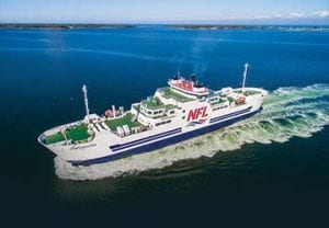 Northumberland Ferries - Réservation, horaires et billets de Ferry