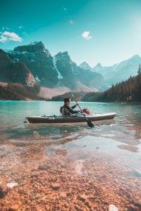 Kayaking in Arkansas