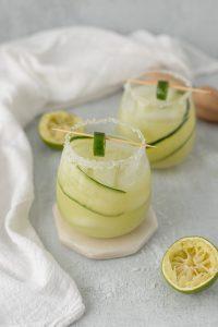 Monsoon martinis