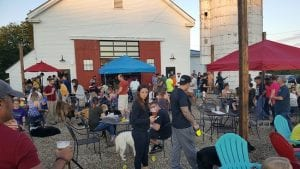 Yappy Hour supporting NHSPCA - Picture of Throwback Brewery, North ...