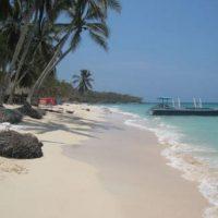 Cartagena Columbia Beaches