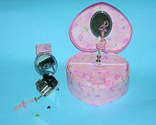 custom music box