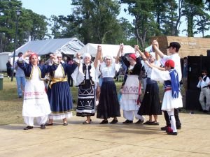 Greek festival Cleveland Ohio