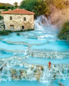 Saturnia Hot Springs: 9 Amazing Things to Know 7
