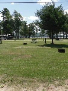 Lake Antoine County Park Campground, Iron Mountain, MI - GPS, Campsites ...