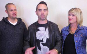 Brooke, Jubal and Jose