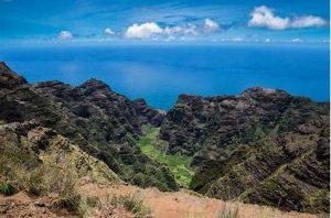 Nualolo Trail, Kauai