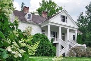 Carl Sandburg Home National Historic Site, Flat Rock
