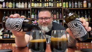 Massive Beer Review 2381 Reve Brewing Down the Rabbit Hole Series Some ...
