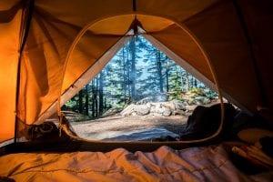 Fort Desoto camping