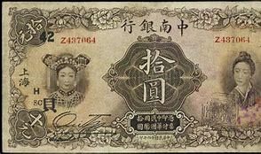 Chinese Paper Money