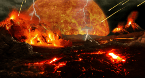 How Earth Became The Natural Habitat For Humanity From A Ball Of Fire 8