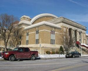 Memorial Hall, Dayton