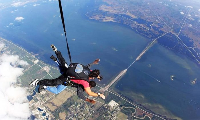 Orlando Skydiving Center - Up To 60% Off - Titusville, FL | Groupon