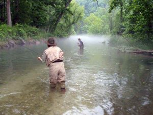 Pulaski County Missouri - The beautiful roaring Roubidoux | Trout ...
