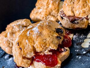 A Brief History of Scones: How Did They Originate? 1