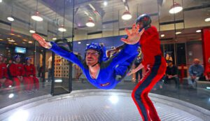 Indoor Skydiving Dallas, iFly Frisco