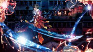 anime swords