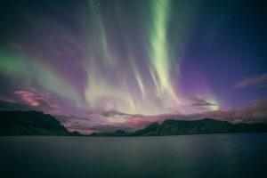 Fairbanks Alaska northern lights