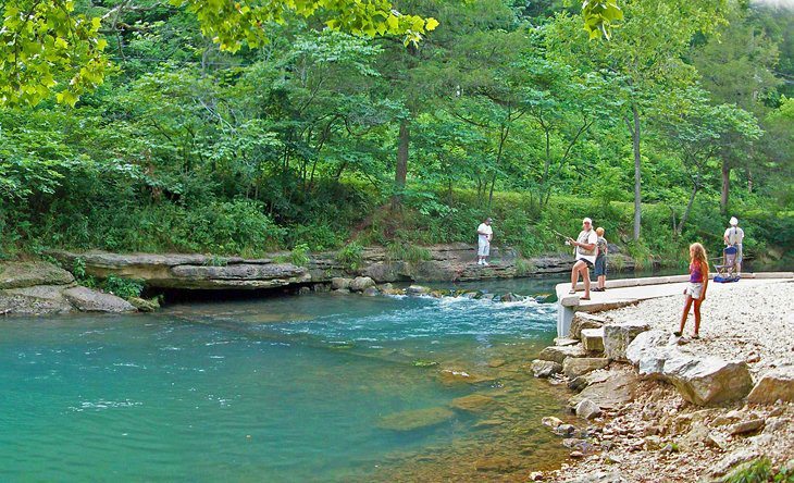 12 Top-Rated Trout Fishing Lakes & Rivers in Missouri | PlanetWare