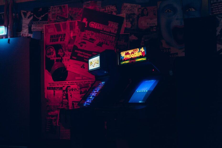 80s Arcade Games: 10 All-Time Best Games 3