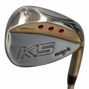 """Majek Golf +2"""" Senior Men's Gap Wedge (GW) 52° Senior Flex Jumbo Velvet ..."""