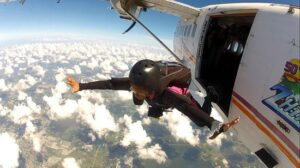 First solo jump - Picture of Skydive City, Zephyrhills - Tripadvisor
