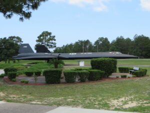 Air Force Armament Museum of Fort Walton Beach fastest aircraft exhibited outside the museum