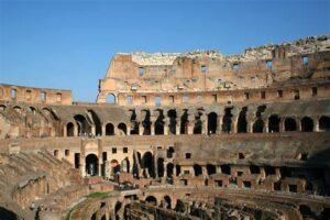 Hypogeum, Colosseum