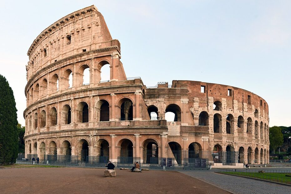 Colosseum Rome: Top 10 Interesting Facts 3