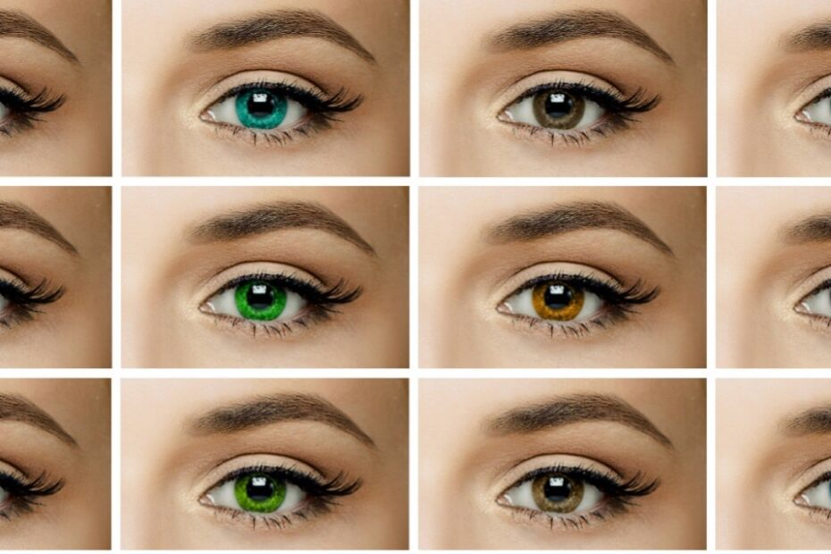 Here's How to Match Coloured Contact Lenses to Your Skin-Tone 21