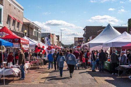Laurel Mississippi Events