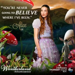 Alice in Wonderland musical