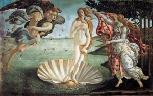 Sandro Botticelli - Birth of Venus