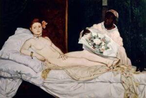Edouard Manet - Olympia,