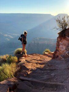 Mornings at Grand Canyon Rafting Trips