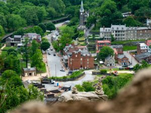 West Virginia still keeps the aura of 20th century.