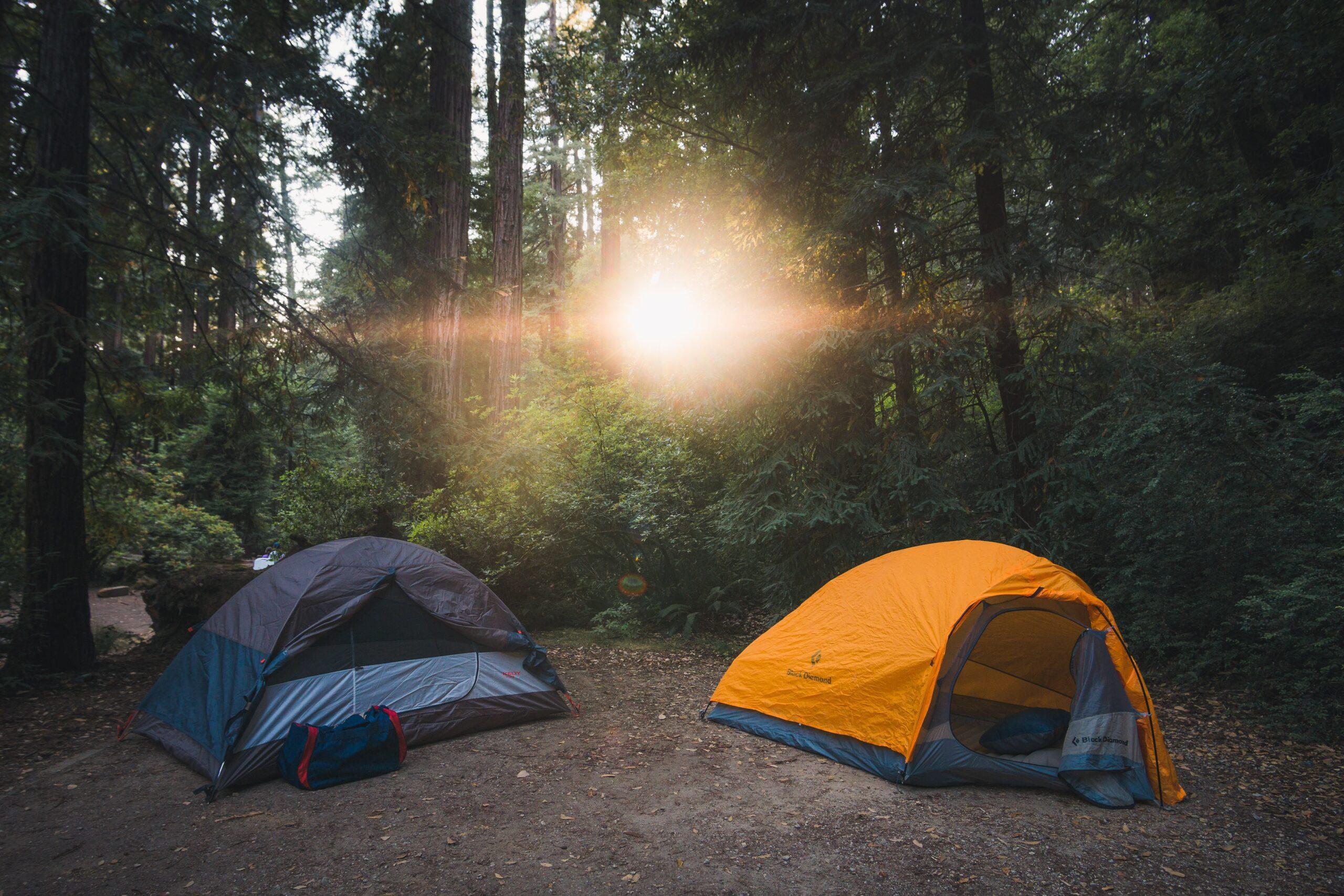 Camping New Brunswick