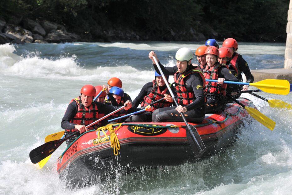 West Virginia Rafting