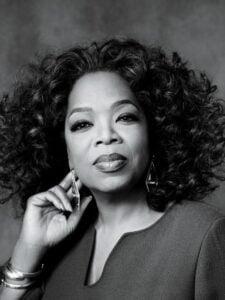 Oprah Winfrey: A epitome of Positivity
