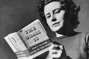 Doris Lessing: Writer of the Victims