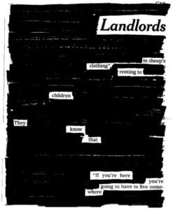 All About Blackout Poetry: 4 Interesting Facts 1