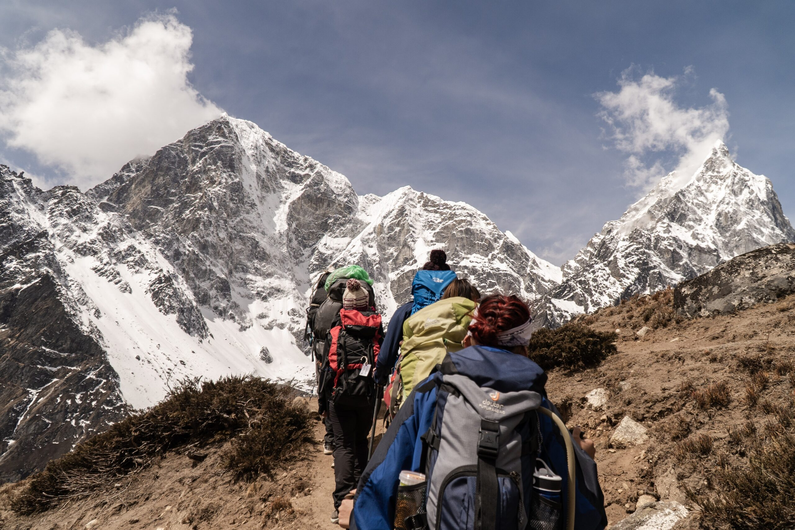 weekend trekking trips